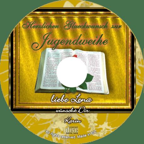 Glückwunsch-CD zur Jugendweihe