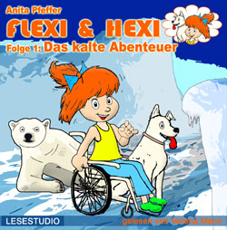 Kinder-Hörbuch-CD Flexi & Hexi