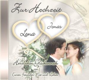 Hochzeits-CD eigenes Bild