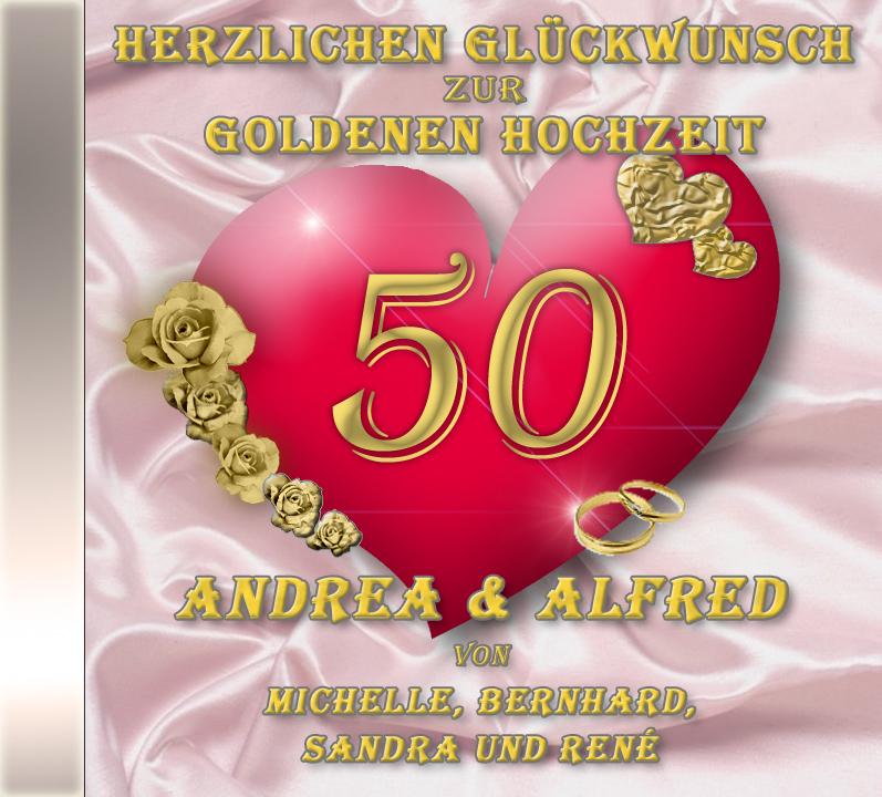 Die Goldene Hochzeits Cd Zur Goldenen Hochzeit