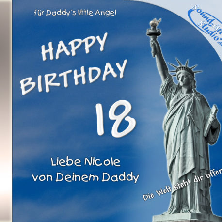 Personal Birthday Song Daddys Angel Cover